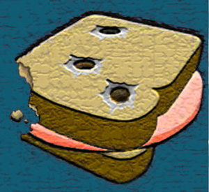 The Sinister Sandwich cover image USE